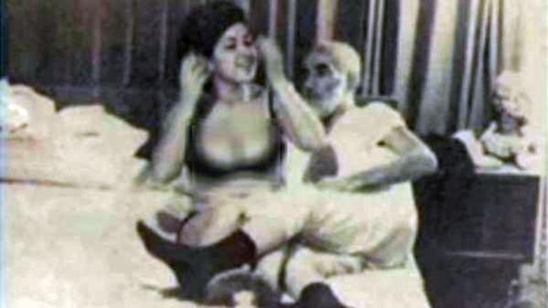 prostitutas en la cama prostitutas de los años
