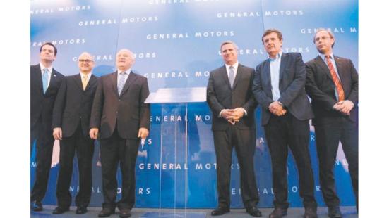 Industria automotriz: GM invertirá US$ 300 millones para fabricar un vehículo en Santa Fe