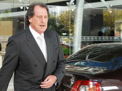 Brito negó ser el financista de la compra de Ciccone