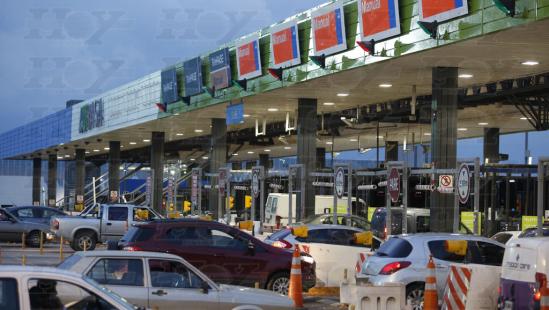 Viajar a la Costa será mucho más caro: aumentan los peajes 60%