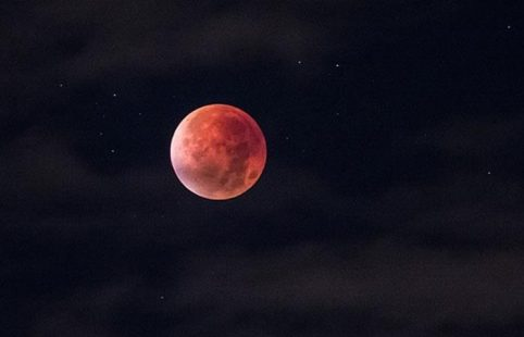 Habrá ''super luna de sangre azul'' el 31 de enero