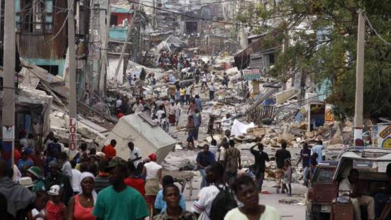 Debían repartir ayuda tras sismo en Haití, pero hacían orgías con prostitutas