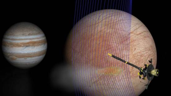 Una de las lunas de Júpiter podría albergar vida
