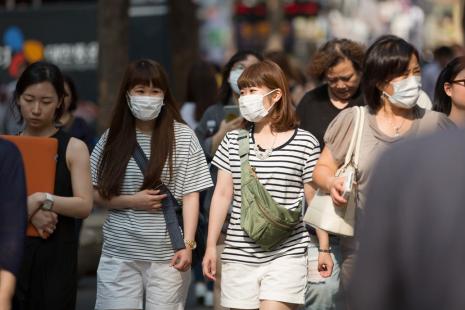 Alerta en Corea del Sur por nuevo brote de COVID-19
