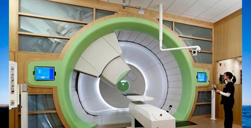 Resultado de imagen para INVAP Centros de Medicina Nuclear y Radioterapia.